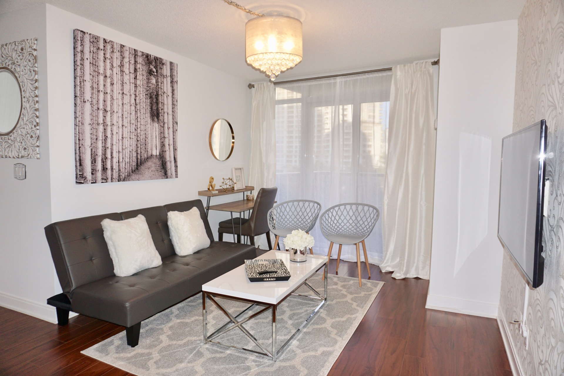 Furnished Apartment Mississauga Square One Ultra Suites
